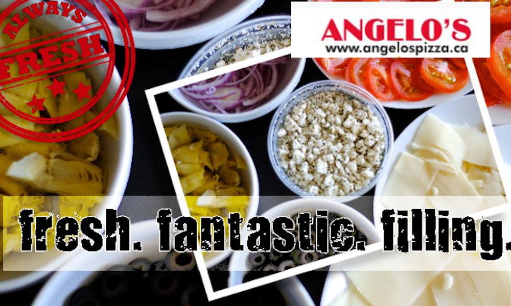 Angelo's Pizza & Donairs