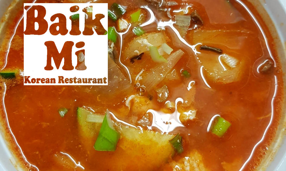 Baik Mi Korean Restaurant