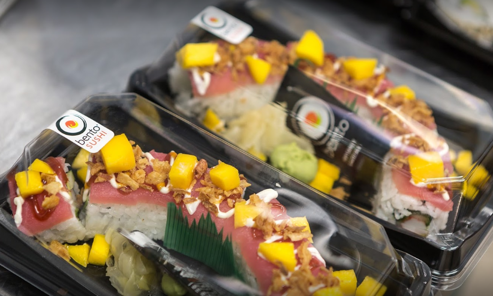Bento Sushi (inside Your Independent Grocer)
