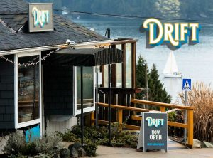 Drift Cafe & Bistro - Gibsons BC
