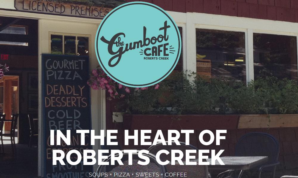 The Gumboot Cafė