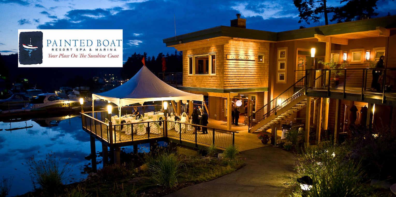 The Lagoon Restaurant at Painted Boat Resort, Spa & Marina