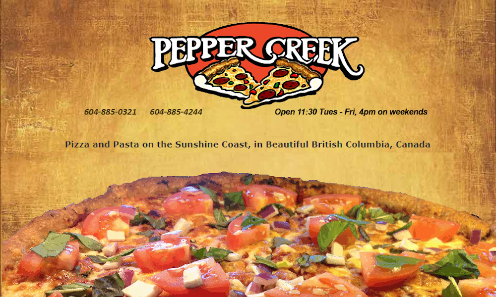 Pepper Creek Pizza & Pasta