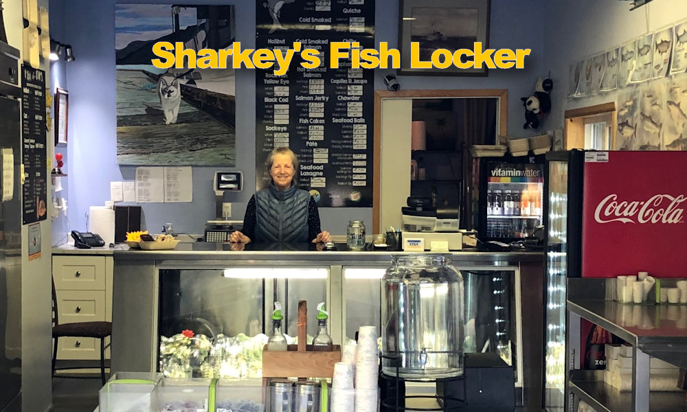 Sharkey's Fish Locker
