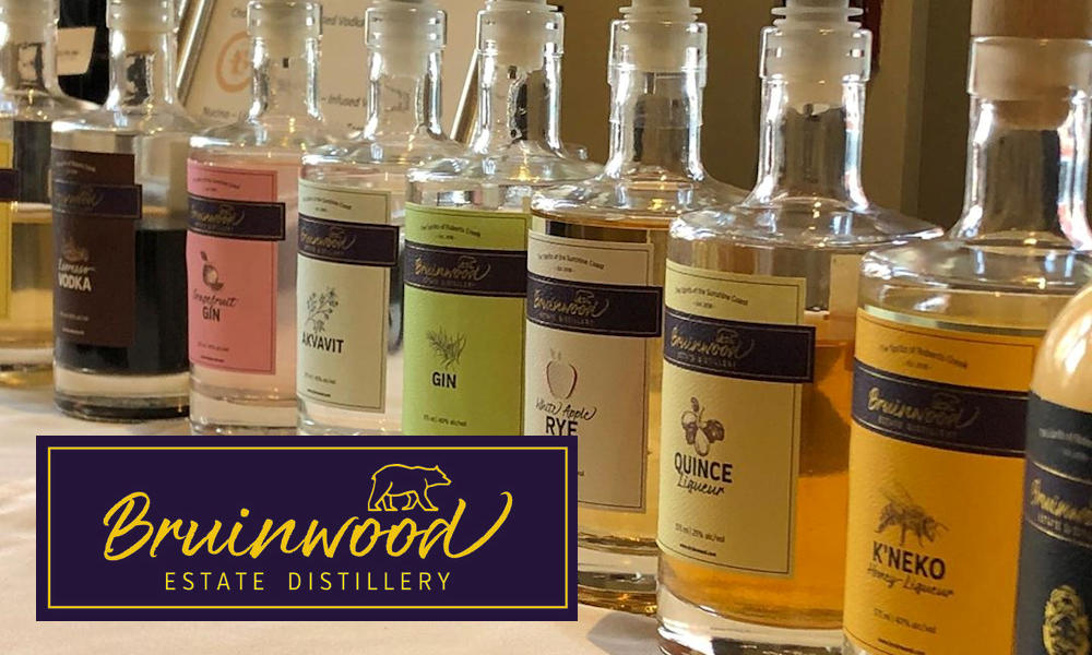 Bruinwood Estate Distillery