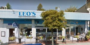 Leos Tapas & Grill Greek Cuisine - Gibsons BC