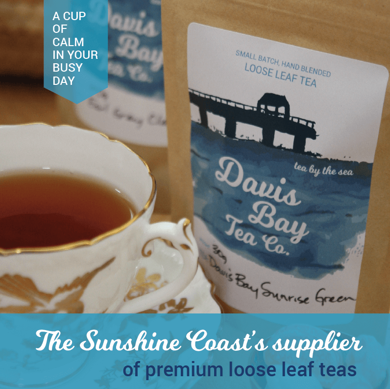 Davis Bay Tea Co.