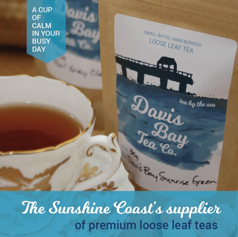 Davis Bay Tea Co.