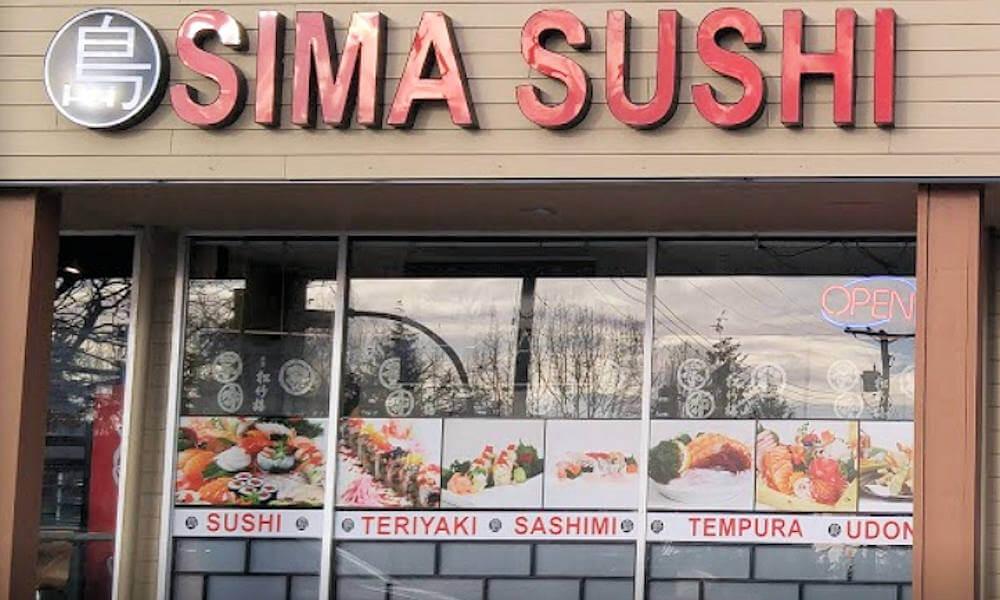 Sima Japanese Restaurant